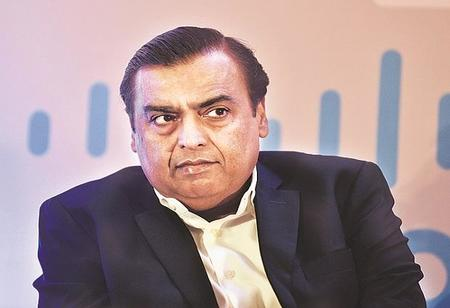 Tech Giants Aquire Mukesh Ambani's Dreams for $27 Billion, Pressurizes him to Deliver