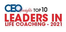Top 10 Leaders in Life Coaching - 2021