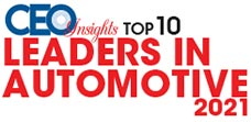 Top 10 Leaders in Automotive - 2021