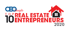 Top 10 Real Estate Entrepreneurs - 2020