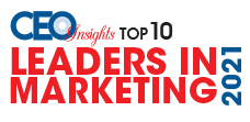 Top 10 Leaders in Marketing - 2021