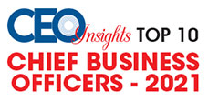 Top 10 Chief Business Officer - 2021