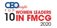 Top 10 Women in FMCG - 2020