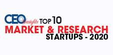 Top 10 market & research startups - 2020