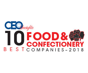 10 Best Food & Confectionary Companies -2018