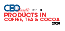 Top 10 Products in Coffee, Tea & Cocoa - 2020