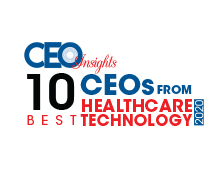 10 Best CEOs from Healthcare Technology - 2020