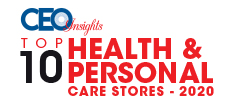 Top 10 Health and Personal Care Stores - 2020