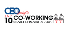 Top 10 Co-Working Services Providers - 2020