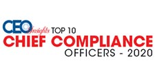 Top 10 Chief Compliance Officer - 2020