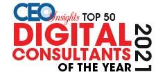 Top 50 Digital Consultants in India - 2021