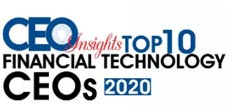 Top 10 Financial Technology CEOs - 2020