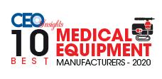10 Best Medical Equipment Manufacturers - 2020