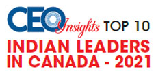 Top 10 Indian Leaders in Canada - 2021