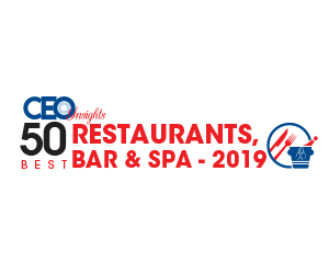 50 Best Restaurants, Bar & Spa – 2019