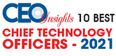 10 Best Chief Technology Officers - 2021
