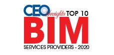 Top 10 BIM Services Providers - 2020