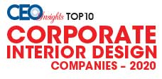 Top 10 Corporate Interior Design Companies - 2020