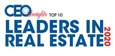 Top 10 Leaders in Real Estate - 2020