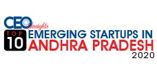 Top 10 Emerging Startups in Andhra Pradesh - 2020