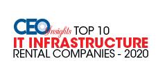 Top 10 IT Infra Rental Companies - 2020