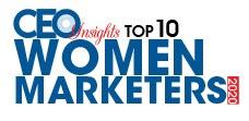 Top 10 Women Marketers - 2020