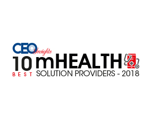 10 Best mHealth Service Providers – 2018