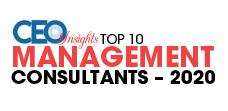 Top 10 Management Consultants - 2020