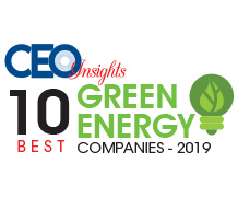 10 Best Green Energy Companies - 2019