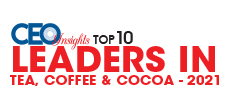 Top 10 Leaders In Tea Coffee Brands And Cocoa - 2021
