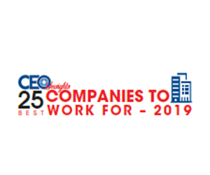 25 Best Companies to Work for  – 2019