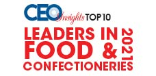 Top 10 Leaders in Food & Confectioneries - 2021