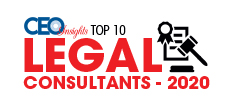 Top 10 Legal Consultants - 2020