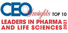 Top 10 Leaders In Pharma And Life Sciences - 2021