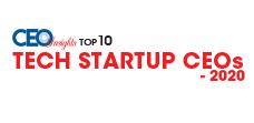 Top 10 TECH STARTUP CEOs - 2020