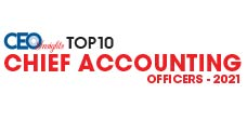 Top 10 Chief Accounting Officers - 2021