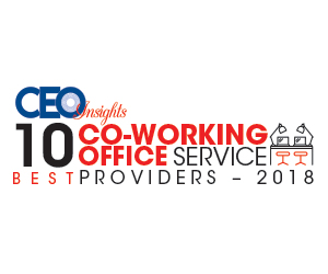 10 Best Co-working Service Providers - 2018