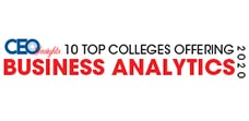 Top 10 Colleges Offering Business Analytics - 2020