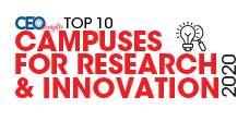 Top 10 Campuses for Research & Innovation - 2020