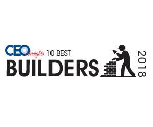 10 Best Builders - 2018