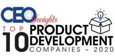 Top 10 Product Development Companies - 2020