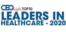 Top 10 Leaders In Healthcare - 2020
