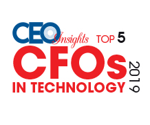 Top 5 CFOs in Technology - 2019