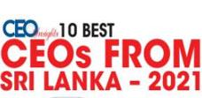 10 Best CEOs From Sri Lanka - 2021